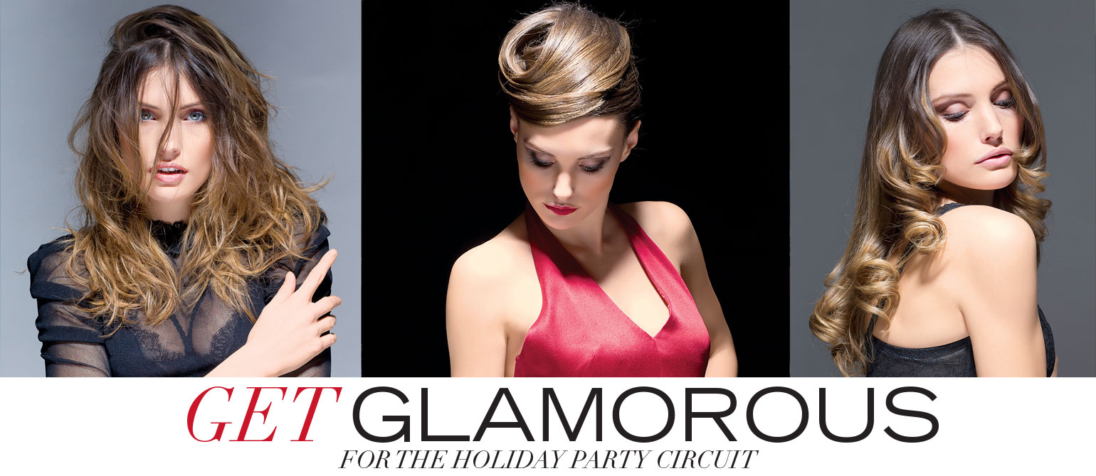 Get Glamorous For Your Holiday Party Luxury Living