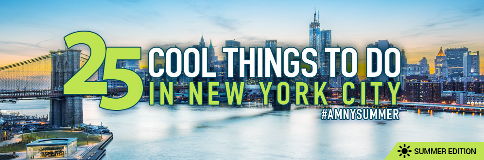 Amnewyork s top 25 things to do in nyc this fall for Nyc stuff to do