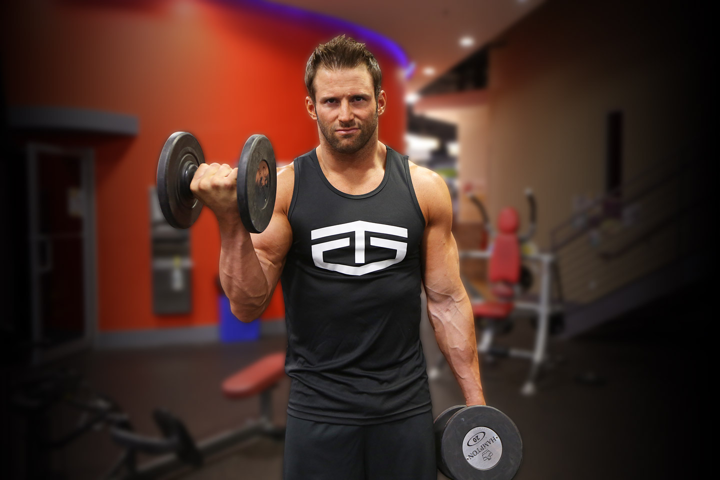WWE superstar Zack Ryder