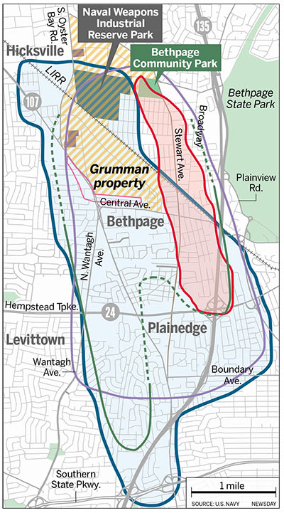 A look back at Grumman contamination on Long Island - ND Projects