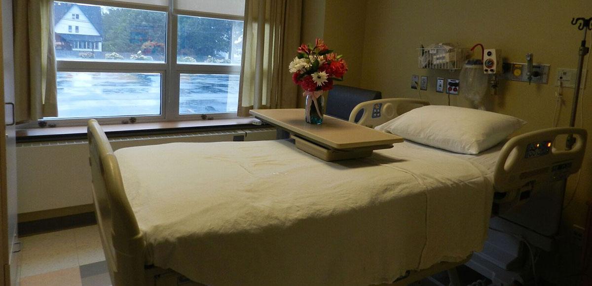 Southside Hospital maternity room