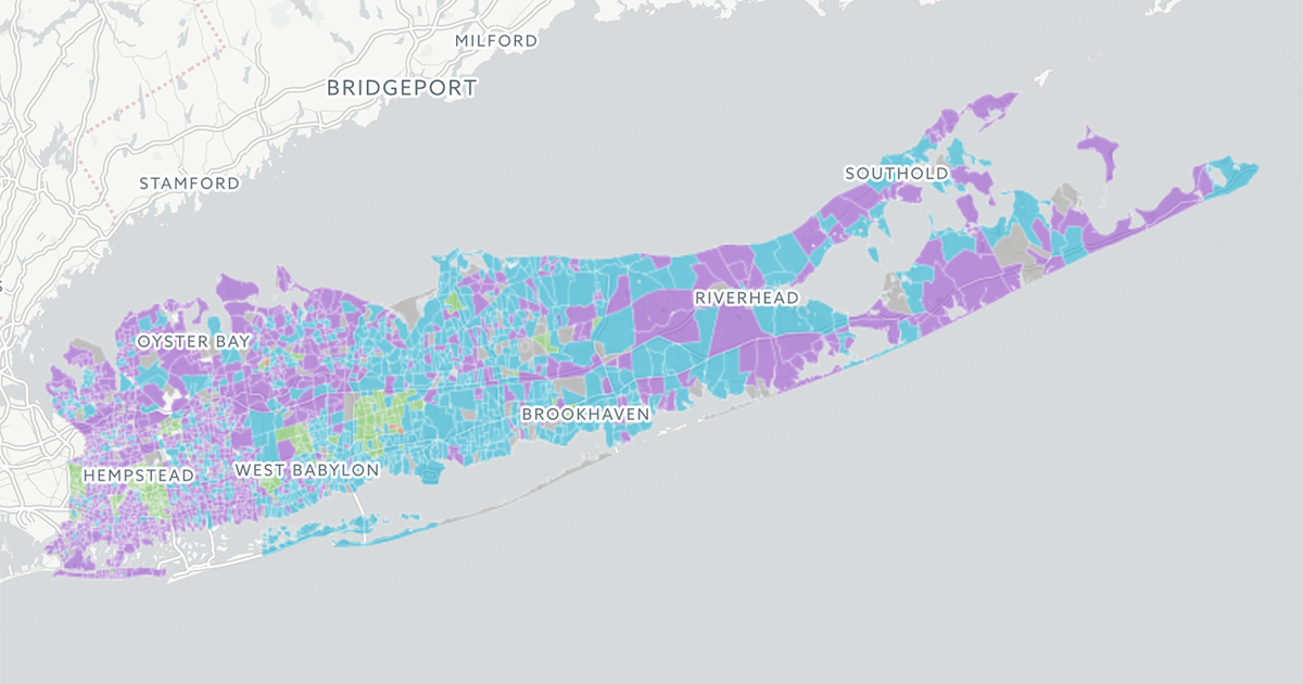 How Long Island Voted