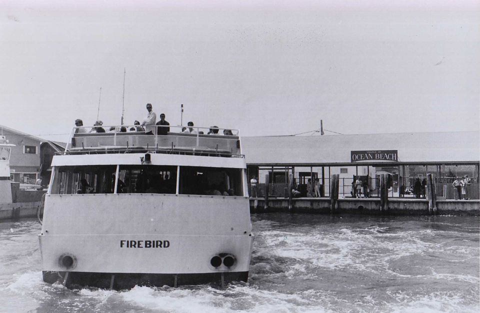 Each Year Hundreds Of Thousands Pengers Rely On The Fire Island Ferry To Carry Them From Long S South Beaches