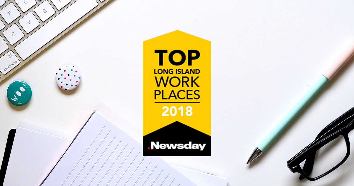 Long Island's Top Work Places