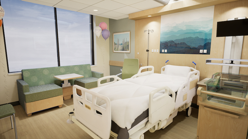Compare baby maternity services and amenities at Long Island