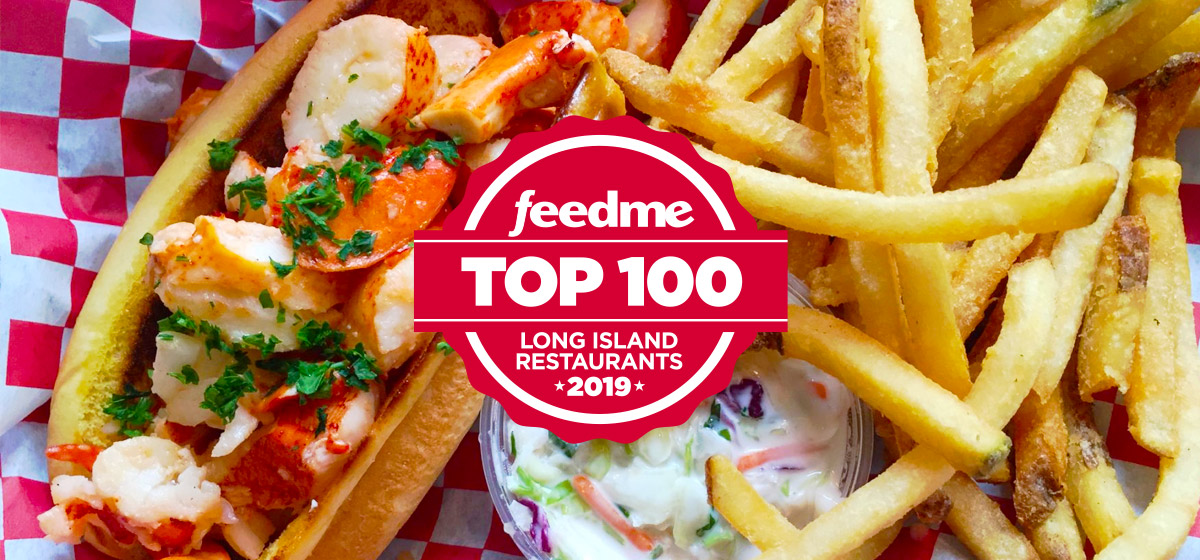 100 best restaurants on Long Island