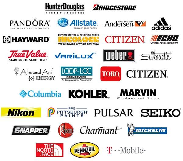 Coop Manufacturers Logos