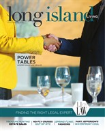 Long Island Living Power Issue March 2019