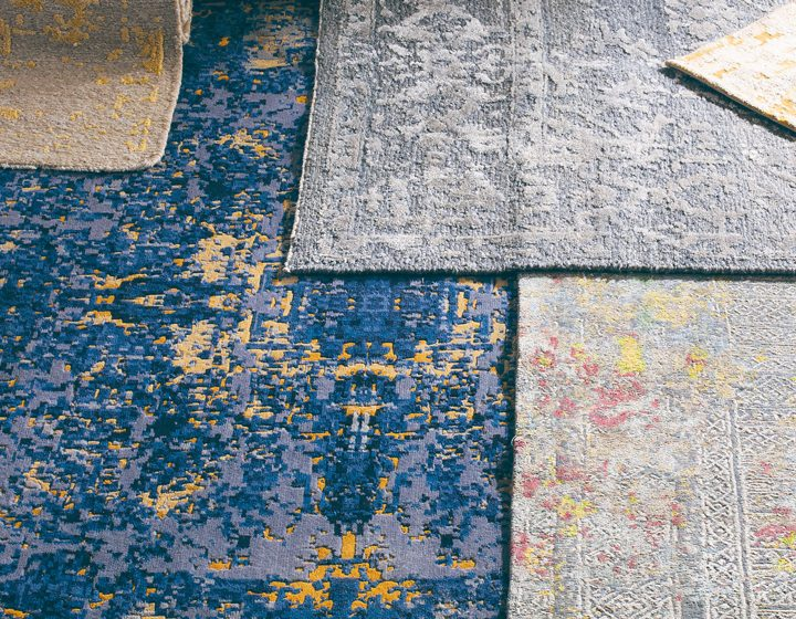 Carpets and Rugs Go Bold