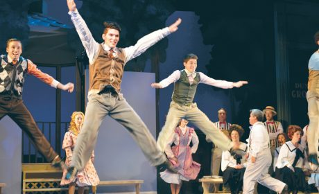 LIer Makes His Broadway Debut