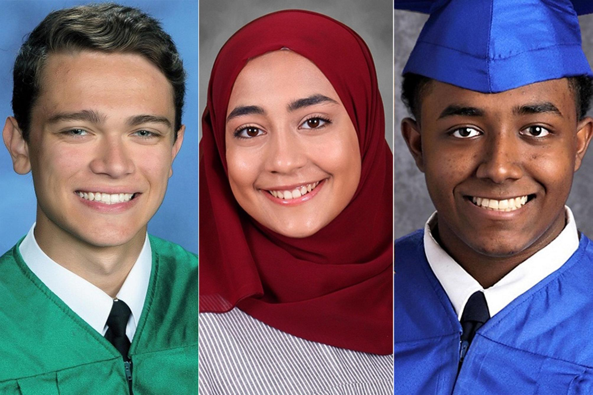 Long Island valedictorians 2019 - ND Feature Grid